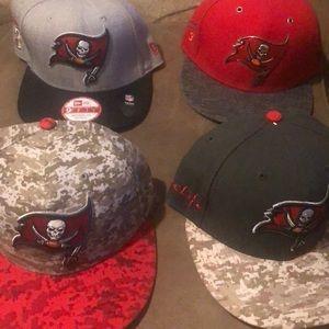 Buccaneers hat bundle ‼️‼️